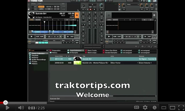 Beat Grid with Traktor Pro 2 – Traktor Tips