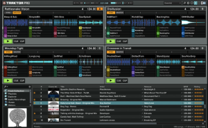 Traktor 2.5 Screen Shot