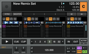 Traktor Remix Deck Screen Shot