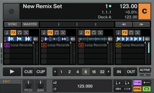 Traktor Remix Deck Screen Shot