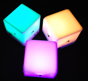 Audio Cubes