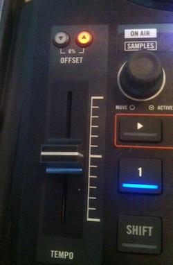 tempo-slider
