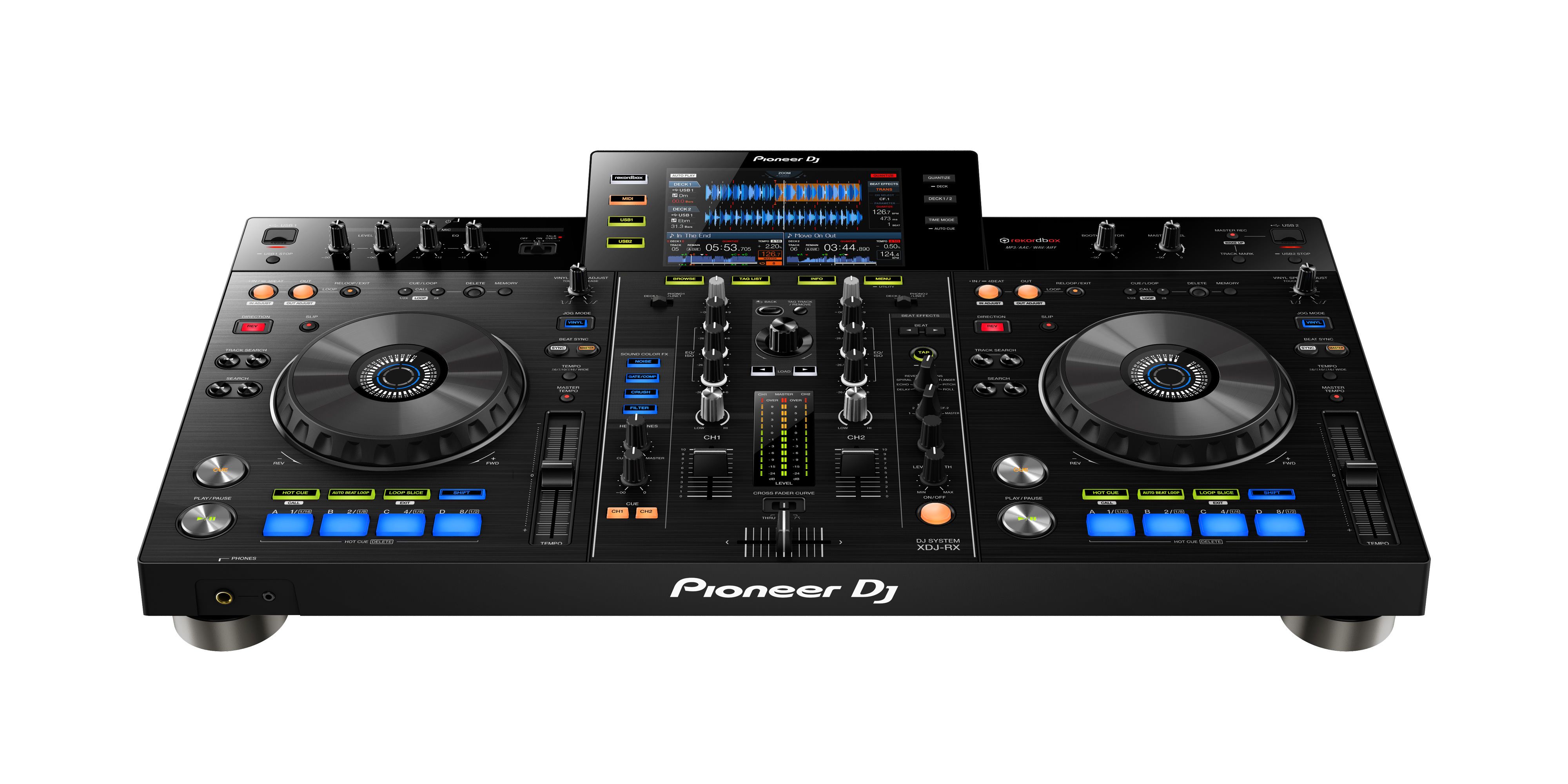 zoom_xdj_rx_4_l?w=720 pioneer xdj rx is exciting no laptop required traktor tips do all pioneer decks have the same wiring harness at mifinder.co